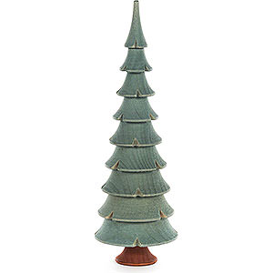 Small Figures & Ornaments Decorative Trees Solid Wood Tree - Green - 17,5 cm / 6.9 inch