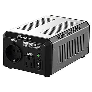 Schwibbögen Schwibbogen-Zubehör Spannungswandler 110V/220V 150 Watt