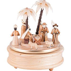 Spieldosen Weihnachten Spieldose Die Geburt - 17 cm