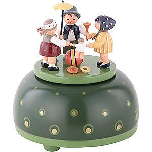 Spieldosen Diverse Motive Spieldose Kinderreigen - 12 cm