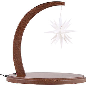Advent Stars and Moravian Christmas Stars Herrnhuter Product Finder Star Arch A1e White - 29 cm / 11.4 inch