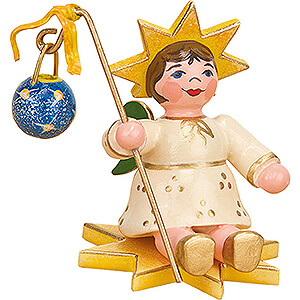 Small Figures & Ornaments Hubrig Star Kids Star Child Lampion Party - 5 cm / 2 inch