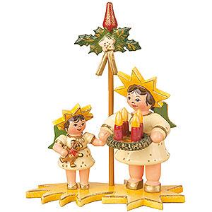 Kleine Figuren & Miniaturen Hubrig Sternenkinder Sternenkinder im Advent - 6,5 cm
