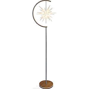 Adventssterne und Weihnachtssterne Herrnhuter Produkt-Finder Sternenleuchte Innenbereich mit I6 weiss - 236 cm