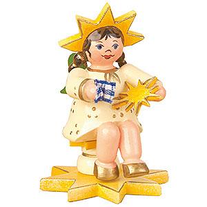 Kleine Figuren & Miniaturen Hubrig Sternenkinder Sternkind Sternputzer - 5 cm