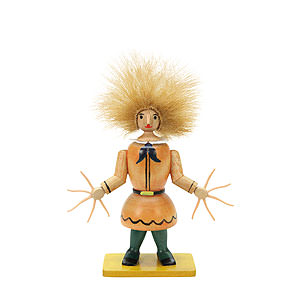 Kleine Figuren & Miniaturen Märchenfiguren Struwwelpeter (Ulbricht) Struwwelpeter - 9,5 cm