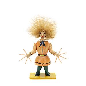 Small Figures & Ornaments Fairytale Figurines Struwwelpeter (Ulbricht) Struwwelpeter - 9,5 cm / 4 inch