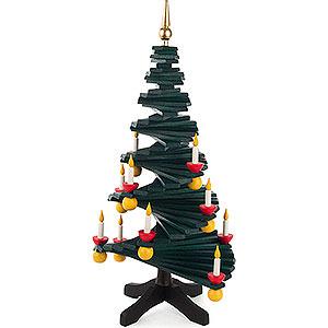 Kleine Figuren & Miniaturen Dekobäume Stufenbaum einzeln - 33 cm