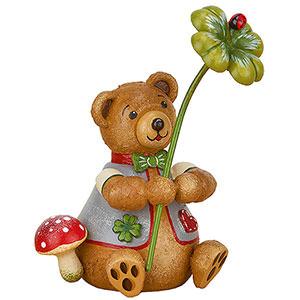 Gift Ideas Heartfelt Wish Teddy mini - Lucky Bear - 7 cm / 2.8 inch