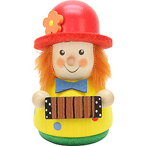 Small Figures & Ornaments everything else Teeter Figure Clown - 7,6 cm / 2.9 inch