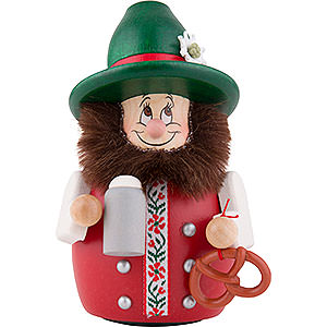 Small Figures & Ornaments everything else Teeter Gnome Bavarian - 12,5 cm / 5 inch