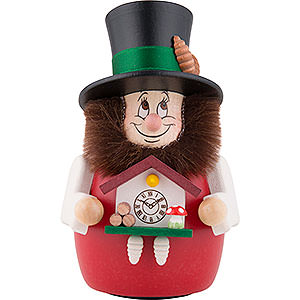 Small Figures & Ornaments Teeter figurines Teeter Gnome Black Forester - 12 cm / 4.7 inch