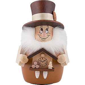 Small Figures & Ornaments Teeter figurines Teeter Gnome Black Forester Natural - 12 cm / 4.7 inch