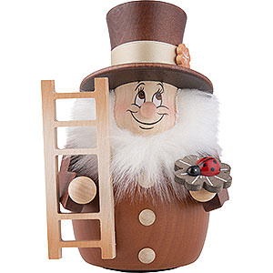 Small Figures & Ornaments Teeter figurines Teeter Gnome Chimney Sweep Natural - 12 cm / 4.7 inch