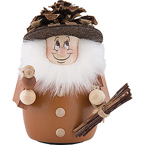 Small Figures & Ornaments Teeter figurines Teeter Gnome Cone Man Natural - 11,5 cm / 4.5 inch