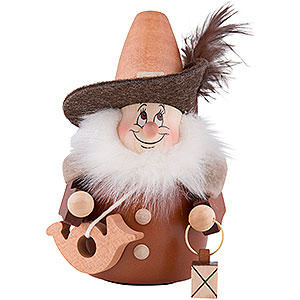Small Figures & Ornaments Teeter figurines Teeter Gnome Night Watch Man Natural - 13 cm / 5.1nch