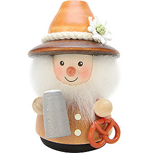 Small Figures & Ornaments Teeter figurines Teeter Man Bavarian Natural - 8,0 cm / 3.1 inch