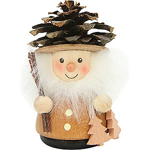 Small Figures & Ornaments everything else Teeter Man Cone Man Natural - 8,0 cm / 3.1 inch