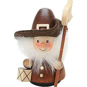 Small Figures & Ornaments Teeter figurines Teeter Man Nightwatchman Natural - 8,0 cm / 3.1 inch