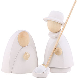 Specials The Holy Family White/Natural - Large - 10 cm / 3.9 inch