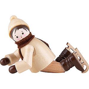 Kleine Figuren & Miniaturen Thiel-Figuren Thiel-Figur Schlittschuhkind gestürzt - natur - 3,5 cm