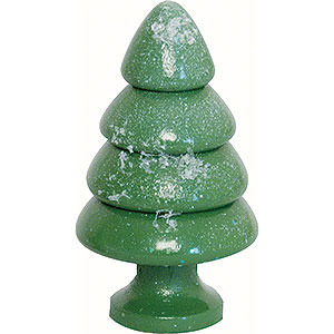 Small Figures & Ornaments Kuhnert Snowflakes Tree Large Set of Three - 5x2,5 cm / 2x1 inch