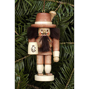 Tree ornaments Misc. Tree Ornaments Tree Ornament - Bavarian Natural - 10,5 cm / 4 inch