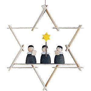 Tree ornaments Moon & Stars Tree Ornament - Carolers - 9,5 cm / 3.7 inch