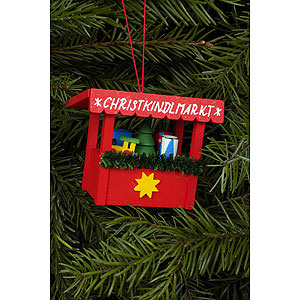Tree ornaments Toy Design Tree Ornament - Christkindlmarkt Toys - 6,3x5,3 cm / 2.5x2.1 inch