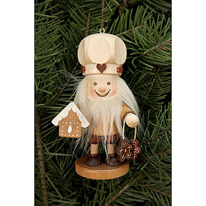 Tree ornaments Dwarfs & others Tree Ornament - Confectioner Natural - 10,8 cm / 4 inch