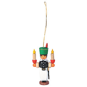 Tree ornaments Dwarfs & others Tree Ornament - Miner - 8 cm / 3 inch