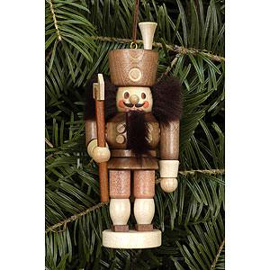 Tree ornaments Misc. Tree Ornaments Tree Ornament - Miner Natural - 11 cm / 4 inch