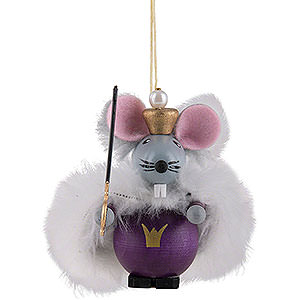 Tree ornaments Misc. Tree Ornaments Tree Ornament - Mouse King - 9 cm / 3.5 inch