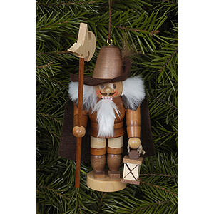 Tree ornaments Dwarfs & others Tree Ornament - Nightwatchman Natural - 12 cm / 5 inch
