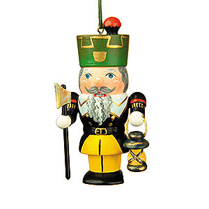 Tree ornaments Dwarfs & others Tree Ornament - Nutcracker Miner - 7 cm / 3 inch