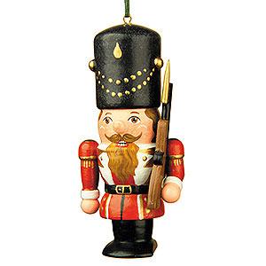Tree ornaments Dwarfs & others Tree Ornament - Nutcracker Soldier - 7 cm / 3 inch