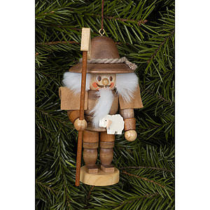 Tree ornaments Dwarfs & others Tree Ornament - Shepherd Natural - 10,5 cm / 4 inch