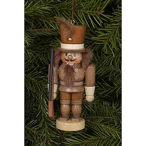 Tree ornaments Dwarfs & others Tree Ornament - Soldier Natural - 10,5 cm / 4 inch