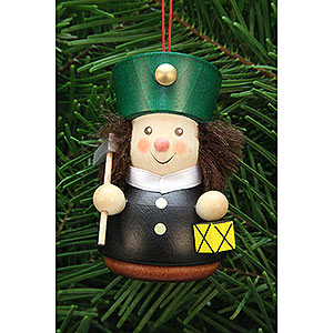 Tree ornaments Dwarfs & others Tree Ornament - Teeter Man Miner - 7,5 cm / 3 inch