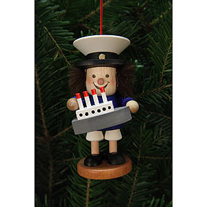 Tree ornaments Dwarfs & others Tree Ornament - Thug Captain - 10,5 cm / 4 inch