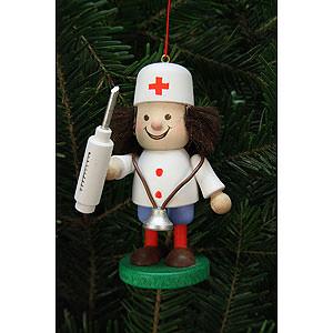 Tree ornaments Dwarfs & others Tree Ornament - Thug Doctor - 10 cm / 4 inch