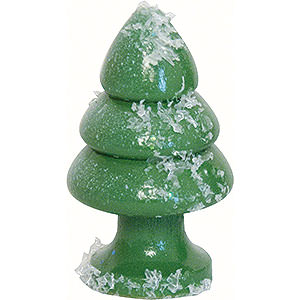 Small Figures & Ornaments Kuhnert Snowflakes Tree - Set of Three - 3x2 cm / 1.2x0.8 inch