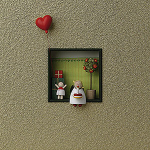 Angels Reichel decoration Wall Picture