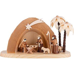Krippenfiguren Alle Krippenfiguren Weihnachtskrippe - Grotte - 15 cm
