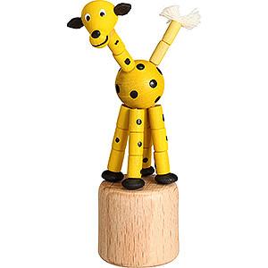 Small Figures & Ornaments Wiggle Figurines Wiggle Figure - Giraffe - 9,5 cm / 3.7 inch