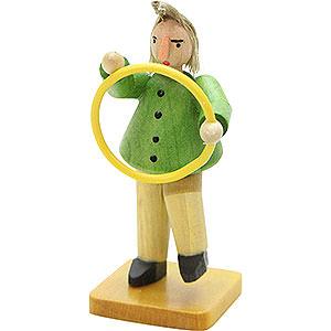 Kleine Figuren & Miniaturen Märchenfiguren Struwwelpeter (Ulbricht) Wilhelm mit Reifen - 6,0 cm