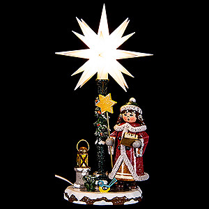 Small Figures & Ornaments Hubrig Winter Kids Winter Children Herrnhuth Carol Singers - 15 cm / 5.9 inch