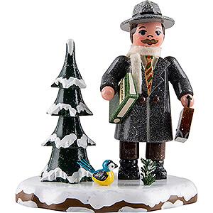 Kleine Figuren & Miniaturen Hubrig Winterkinder Winterkinder Bürgermeister - 8 cm