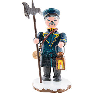 Kleine Figuren & Miniaturen Hubrig Winterkinder Winterkinder Nachtwächter - 9 cm
