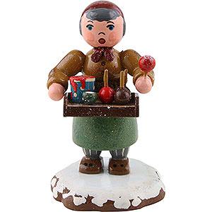 Kleine Figuren & Miniaturen Hubrig Winterkinder Winterkinder Süße Früchte - 6,5 cm